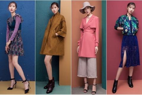 Mách bạn cách kết hợp trang phục cực chất cho mùa Xuân