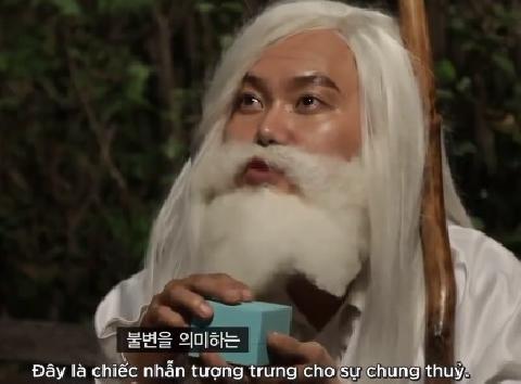 [SNL Korea] Mật danh Iris parody