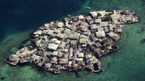 Kinh ngạc Đảo Nhân Tạo đông dân nhất thế giới!