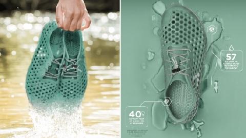 Không tưởng: Biến khí CO2 thành... giày!
