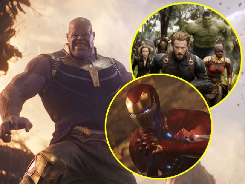 Hot: Thanos lại hành hạ dàn siêu anh hùng ngay trailer 'Avengers 3'
