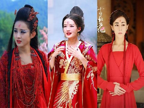Những phút 'xuất thần' kinh điển của diễn viên Hoa Ngữ