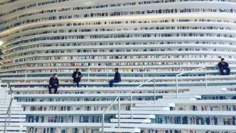Thư viện kỳ vĩ nhất thế giới
