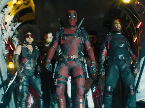 'Deadpool 2' lập nhóm X-Force ăn theo X-Men trong trailer mới