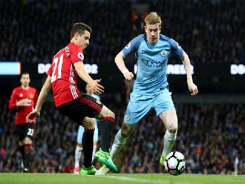 Aguero, Bruyne và những bàn thắng đẹp nhất của Man City ở derby Manchester