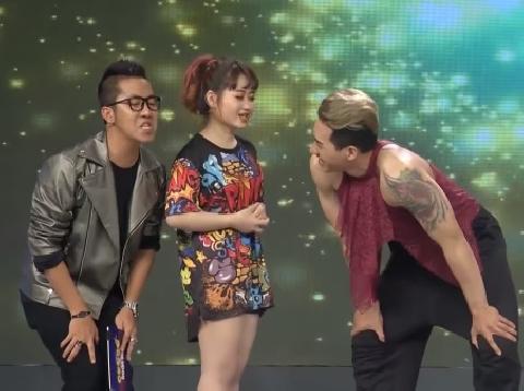 Lộ diện cô gái hài hước nhất Việt Nam