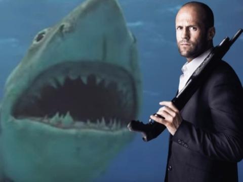 Jason Statham ra biển tiêu diệt cá mập khổng lồ cùng Lý Băng Băng