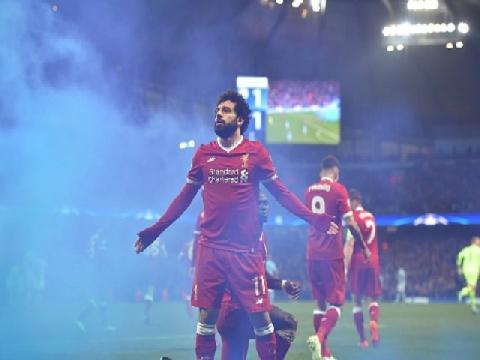 Man City 1-2 Liverpool (Tứ kết lượt về Champions League)