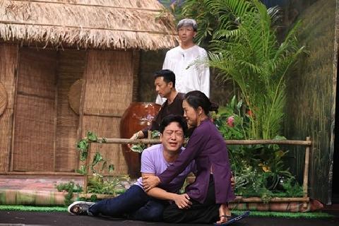 Trường giang ''vô sinh'' khiến Việt Hương khóc hết nước mắt