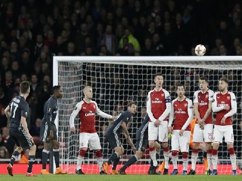 10 bàn thắng đẹp nhất TG tuần 2 tháng 4/2018