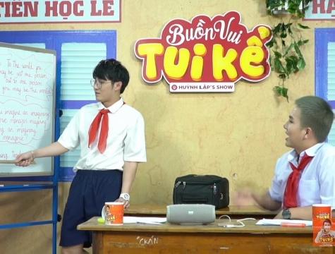 Huỳnh Lập - Duy Khánh đọc tiếng Anh lẹo cả lưỡi