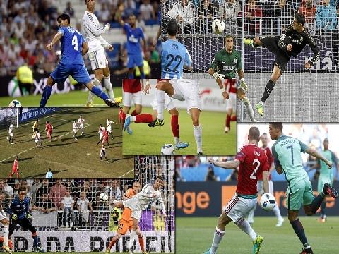 4 'tuyệt kỹ' của C.Ronaldo mà Messi không thể bắt chước