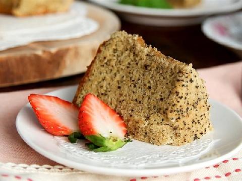 Cách làm Bánh bông lan trà sữa Earl grey
