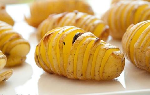 4 cách chế biến khoai tây cực mới lạ và thơm ngon