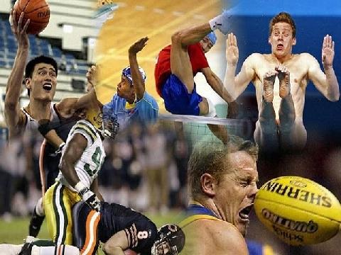 Các khoảnh khắc siêu hài của thể thao thế giới (P2)