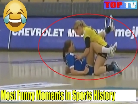 Các khoảnh khắc siêu hài của thể thao thế giới (P1)