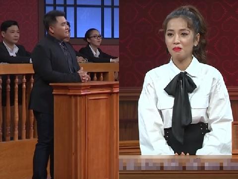 Puka 'sốc tới nóc' khi bị chồng sắp cưới 'kiện ra tòa'