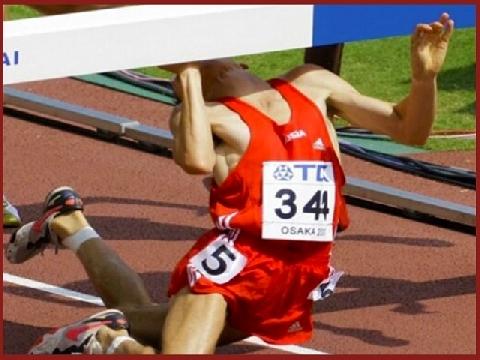 Các khoảnh khắc siêu hài của thể thao thế giới (P3)