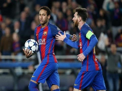 Messi, Neymar và 10 bàn đẹp nhất của Barcelona ở chung kết Cúp Nhà Vua