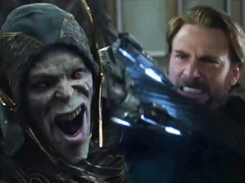 Hot: Rò rỉ cảnh đánh nhau đầu tiên của 'Avengers 3'