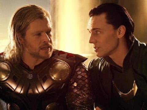 Clip chế siêu 'lầy' về cuộc tình Thor - Loki