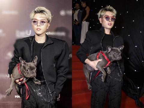 """Lừa mượn chó của Hòa Minzy dự sự kiện, Đức Phúc """"lật mặt"""" chê hôi"""