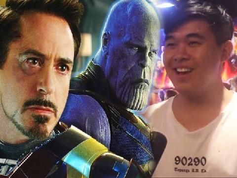 Khán giả nói gì về 'Avengers 3' sau ngày ra mắt?