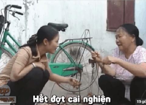 [Chế] Cháu làm con dâu cô nhé