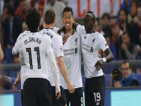 Roma 4-2 Liverpool (Bán kết lượt về Champions League)
