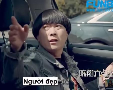 [Hài Trung Quốc] Cơ bản là ghét cái thái độ