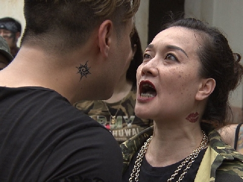 'Bà trùm' Vân Dung làm Phan Hải 'Người Phán Xử' khiếp vía
