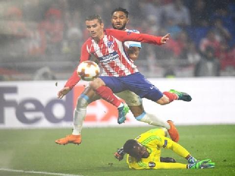 Atletico Madrid 3-0 Marseille (Chung kết Europa League 2017/18)
