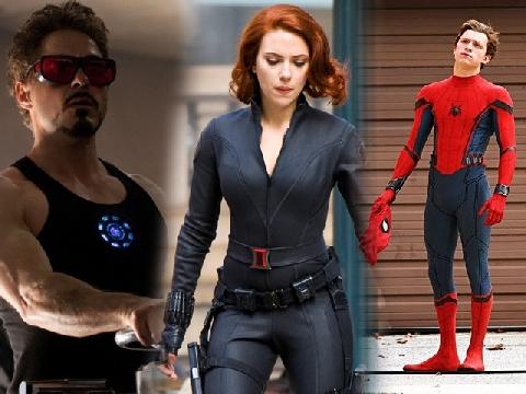 Các siêu anh hùng tập luyện thế nào để đóng 'Avenger: Infinity War'