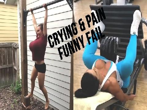 Chết cười với các pha 'bá đạo' trong phòng gym!
