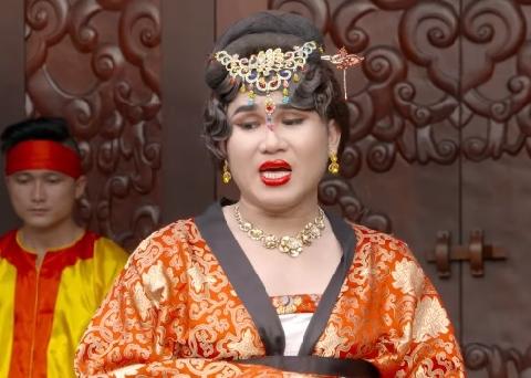 Hài Diệu Nhi: Cuộc đua hoàng cung