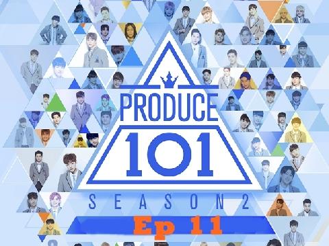 Produce 101 vietsub mùa 2 - tập cuối - phần 2