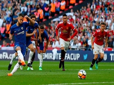 MU 0-1 Chelsea (chung kết FA Cup 2017/18)