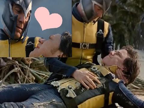 [Chế] Chuyện tình lãng mãn của Giáo sư X và Magneto