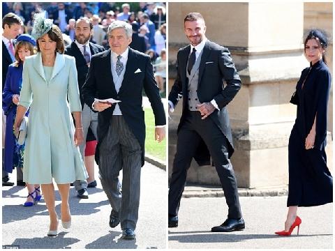 Dàn khách mới siêu khủng đổ bộ đám cưới Hoàng gia Anh