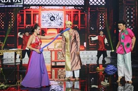 Hài Kịch: Ngao Sò Ốc Hến - Hoài Linh, Chí Tài, Phi Nhung, Phi Nhung