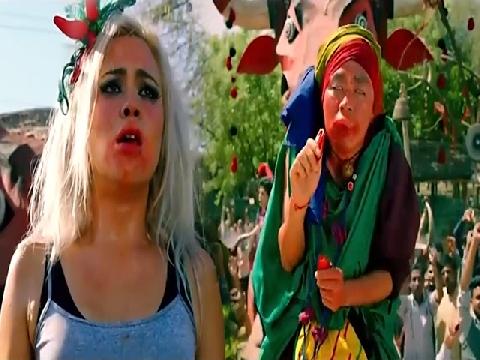 Các tín đồ của ớt đâu, lại mà xem cuộc thi ăn ớt Ấn Độ nè