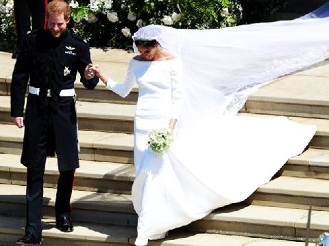 Ngắm trọn vẹn những mẫu váy cưới của công nương Meghan Markle