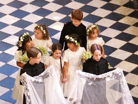 Meghan Markle - cô dâu xinh đẹp của hoàng gia Anh