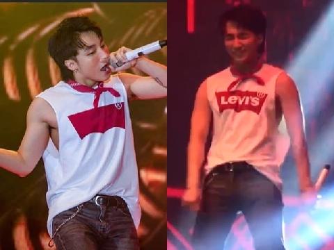 """Sơn Tùng M-TP nhảy vũ điệu """"Backpack Kid"""" khiến fan phát sốt!"""