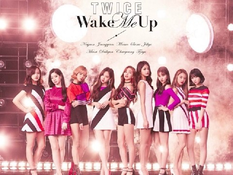 Wake Me Up - TWICE