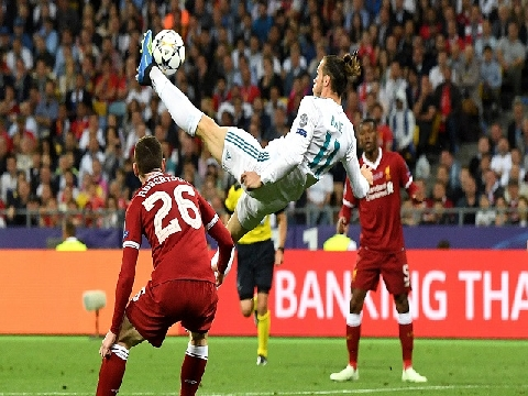 Real Madrid 3-1 Liverpool (Chung kết Champions League)