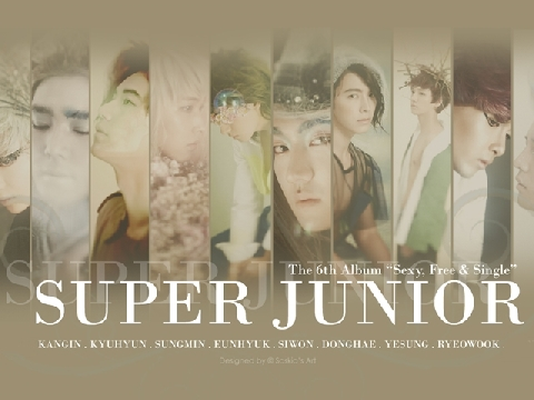 Sexy, Free & Single - SUPER JUNIOR