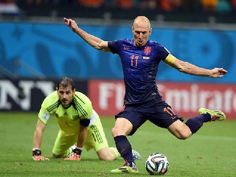 30 bàn thắng đẹp nhất World Cup 2014 (P3)