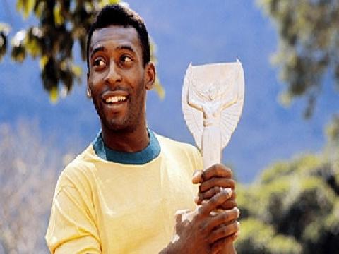 Huyền thoại World Cup: Pele