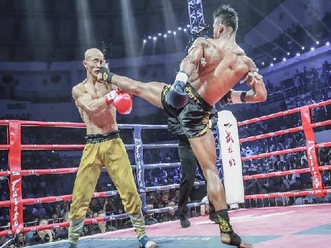 Yi Long và những lần thất bại khiến võ thuật Trung Quốc bẽ mặt